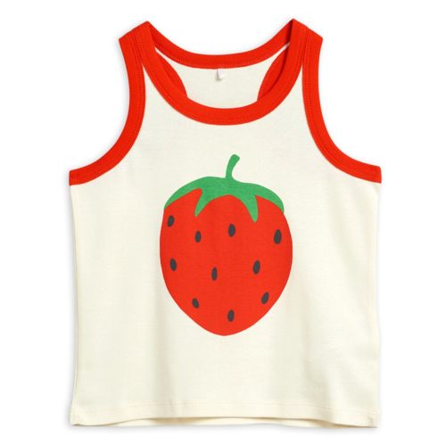Strawberry SP Tank Offwhite