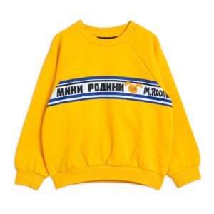 Moscow Sweatshirt Yellow