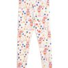2123014011 1 Mini Rodini Mr Rabbit Aop Leggings Offwhite V1