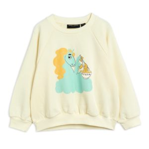 Unicorn Noodles SP Sweatshirt Offwhite