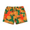 2123010542 1 Mini Rodini Peonies Woven Shorts Red V1