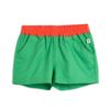 2123011175 1 Mini Rodini Woven Shorts Green V1