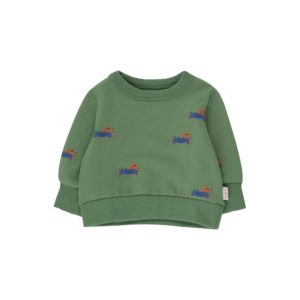 Doggy Paddle Baby Sweatshirt